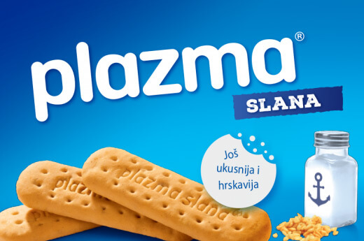 PLAZMA SLANA – SALTIER AND EVEN CRUNCHIER