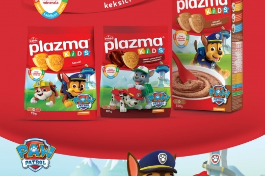 New from Plazma family - Plazma Kids!